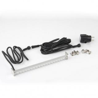 Ubbink LED-Streifen mit 20 LEDs 30 cm weiß 1312115