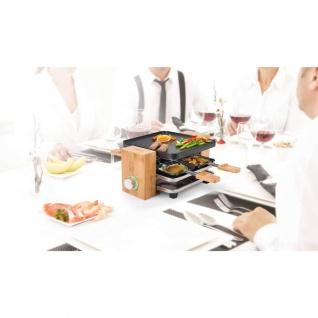 Princess Raclette-Grill Pure 4 Schwarz 700 W 162900 - Vorschau 2