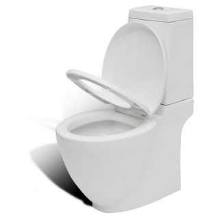 Design Stand-Toilette/WC Keramik inkl. Soft Close WC Sitz