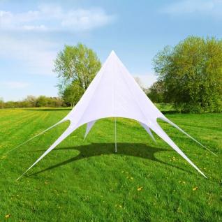 vidaXL Gartenpavillon Hexagon Stern 10 m