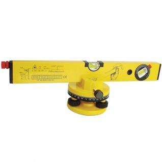 Brüder Mannesmann Laserwasserwaage mit Stativ - Vorschau 4