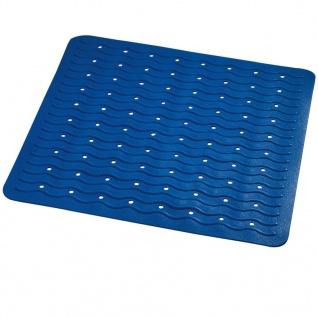 RIDDER Duscheinlage Antirutschmatte Playa 54×54 cm Blau 68403