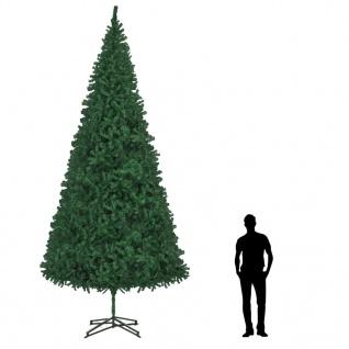 vidaXL Künstlicher Weihnachtsbaum 500 cm Grün