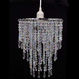 Kristall Anhänger Kronlampe 22, 5 x 30, 5 cm