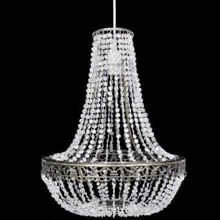 Kristall Anhänger Kronlampe 36, 5 x 46 cm