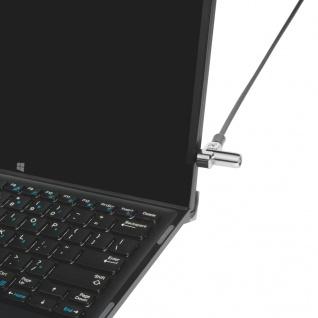 Kensington Laptopschloss mit Schlüssel N17 - Vorschau 3