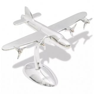 Aluminium Flugzeugmodell Schreibtisch Dekoration