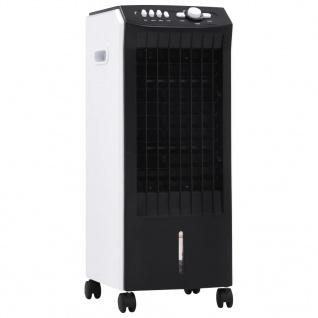 vidaXL 3-in-1 Mobiler Luftkühler Luftbefeuchter Luftreiniger 65 W