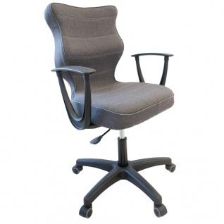Good Chair Ergonomischer Bürostuhl NORM Dunkelgrau BA-B-6-B-C-FC33-B