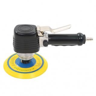 vidaXL Druckluft-Schwingschleifer mit Griff 150 mm