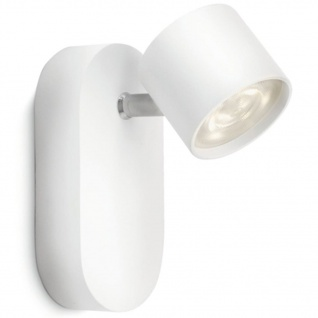 Philips myLiving LED-Spot Star 4, 5 W Weiß 562403116
