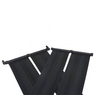vidaXL Solar-Panel Poolheizung 2 Stk. 80x310 cm