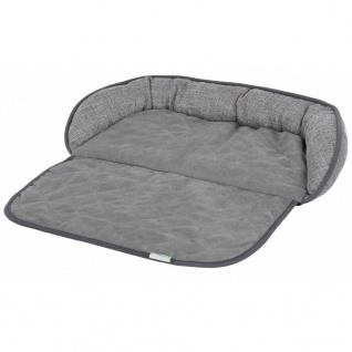 Kerbl Hunde-Couchkissen Emalia 98 x 66 x 12 cm Grau 80375