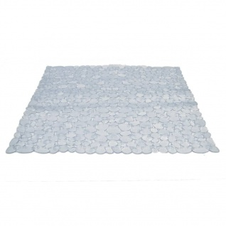 RIDDER Duscheinlage Antirutschmatte Stein 54 × 54 cm