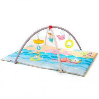 Taf Toys Krabbeldecke Seaside Pals 135 × 90 × 50 cm 11935
