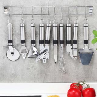 HI Küchenwerkzeug-Set 9-tlg. Edelstahl - Vorschau 1