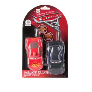 iMC Toys Walkie Talkie Cars Grau und Rot IM250802 - Vorschau 3