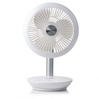 DOMO Tischventilator My Fan 5W Weiß