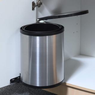 HI Integrierter Abfalleimer 12 Liter