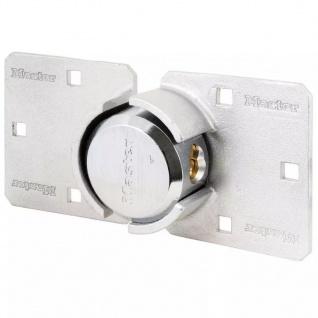 Master Lock Vorhängeschloss & Schließbügel Stahl Silber 736EURD