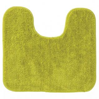 Sealskin WC-Vorleger WC-Matte Doux 45 x 50 cm Limette 294428437