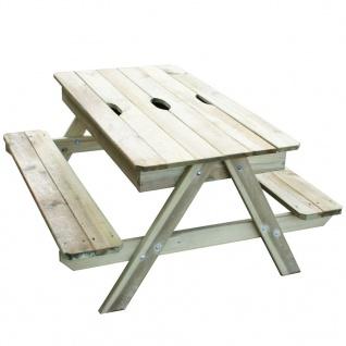picknicktisch kinder online bestellen bei yatego. Black Bedroom Furniture Sets. Home Design Ideas