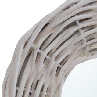 vidaXL Spiegel 3 Stk. Weiß 15 cm Weide - Vorschau 4