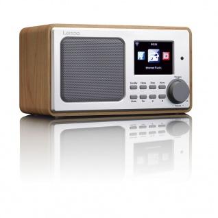 Lenco Internetradio DIR-100 Braun