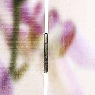 Foto-Paravent Paravent Raumteiler Blumen 120 x 180 cm - Vorschau 5