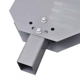 Universal Schneeschild Schneeschieber 100 x 44 cm - Vorschau 5