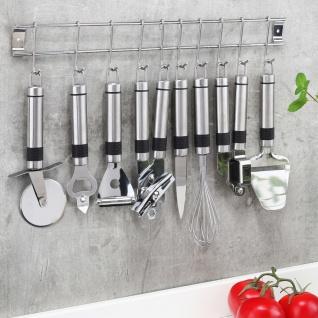 HI Küchenwerkzeug-Set 9-tlg. Edelstahl - Vorschau 3