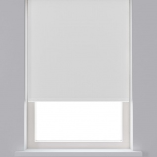 Decosol Verdunkelungsrollo Weiß 120 x 190 cm