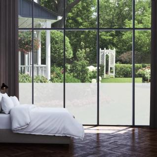 vidaXL Fensterfolie Sichtschutzfolie Milchglas Selbstklebend 0, 9x100 m - Vorschau 5