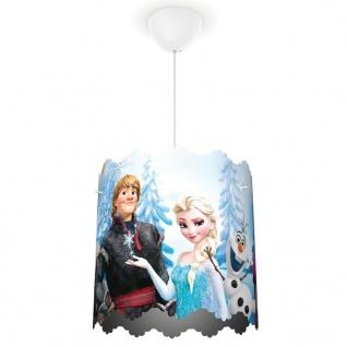 Philips Disney Frozen Pendelleuchte 23 W Blau 717510116