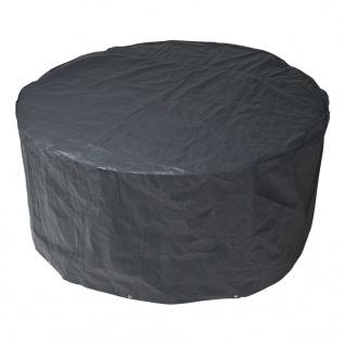 Nature Gartenmöbel-Abdeckung für runde Tische 325x325x90 cm