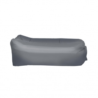 Happy People Luftsofa Lounger To Go 2.0 Grau 100 kg