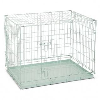Beeztees Hundekäfig 78×55×61 cm Grün