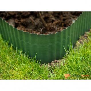 Nature Rasenkante 0, 2x9 m Grün