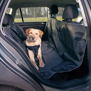 TRIXIE Auto-Schondecke für Hunde 160x145 cm Schwarz 13472