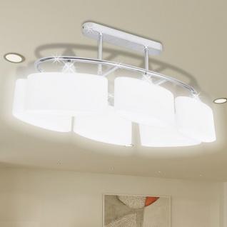 Beleuchtung Decken Leuchte Lampe Deckenlampe 6 x E14