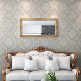 vidaXL Wandspiegel im Barock-Stil 120x60 cm Gold - Vorschau 2