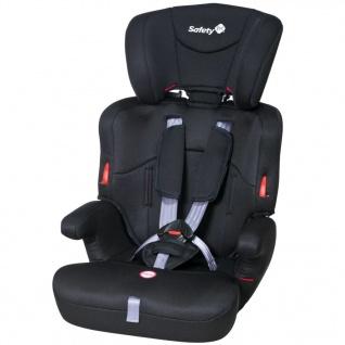 Safety 1st 3-in-1 Kindersitz Ever Safe 1+2+3 Schwarz 85127640