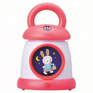 Claessens'Kids My Lantern Nachtlicht Kid'Sleep Rot 0022