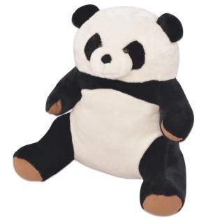vidaXL Kuscheltier Panda XXL 80 cm - Vorschau 1