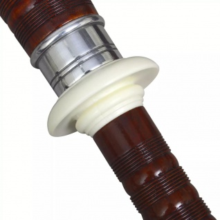 Schottischer Dudelsack Highland Bagpipe Black Watch Tartan Grün - Vorschau 4