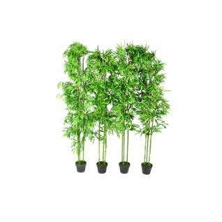 4 x Kunstbambus Bambus Kunstbaum 1, 90m - Vorschau 1