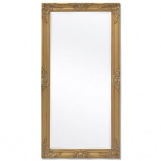 vidaXL Wandspiegel im Barock-Stil 120x60 cm Gold - Vorschau 4