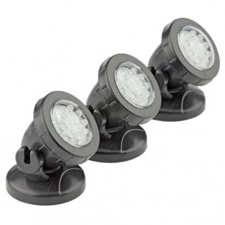 Velda (VT) Teich LED-Strahler 3 Stk. 4, 5 W 146188
