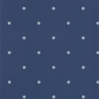 Fabulous World Tapete Dots Blau und Hellblau 67105-2