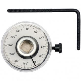 YATO Drehwinkel-Messgerät 1/2'' 360°